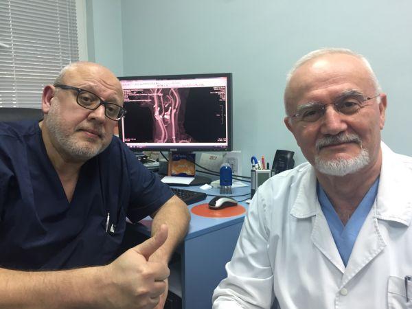 Екип лекари от Варна е включен в световно научно проучване по съдова хирургия за каротидни стенози