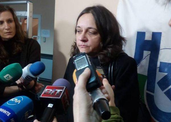 Жени Начева: Числата, оповестени от НЗОК за дълговете на Касата към чужди фондове, не са верни (обновена)