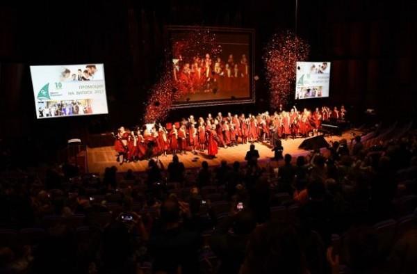 44 магистър-фармацевти се дипломираха в МУ-Варна
