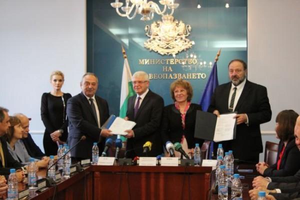 Подписаха националните рамкови договори за 2018 г. (обновена)