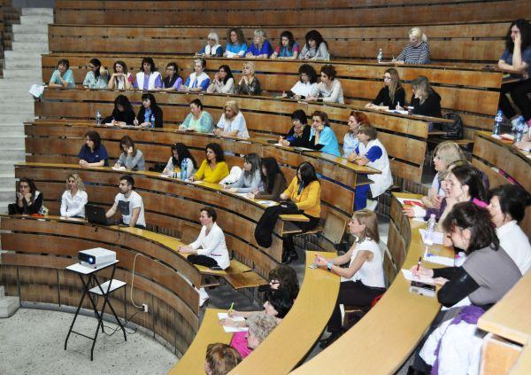 """Следдипломно обучение за медицински специалисти с хирургия на живо в УМБАЛ """"Св. Георги"""""""