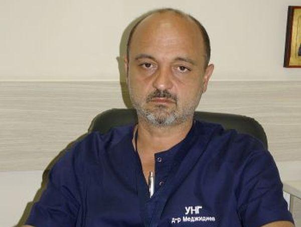 Д-р Асен Меджидиев оглавява столичната лекарска колегия (обновена)