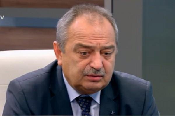 Д-р Венцислав Грозев: Коя система в Европа работи в такъв дух на лимитиране като нашата?