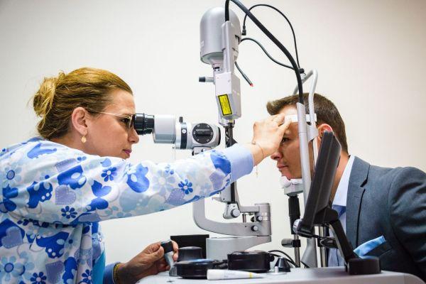 Модерен очен лазер за лечение на заболявания на ретината представиха в МУ-Варна