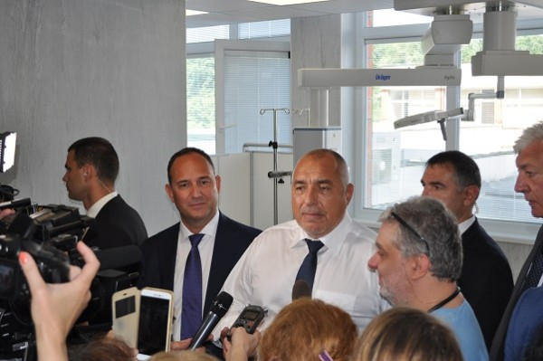 """Условията в КАИЛ в УМБАЛ """"Свети Георги"""" – на световно ниво"""
