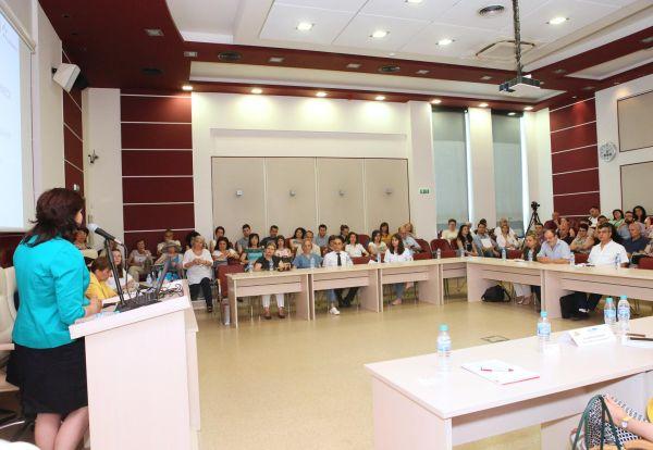 Възможности за финансиране на научни изследвания бяха представени в МУ - Пловдив