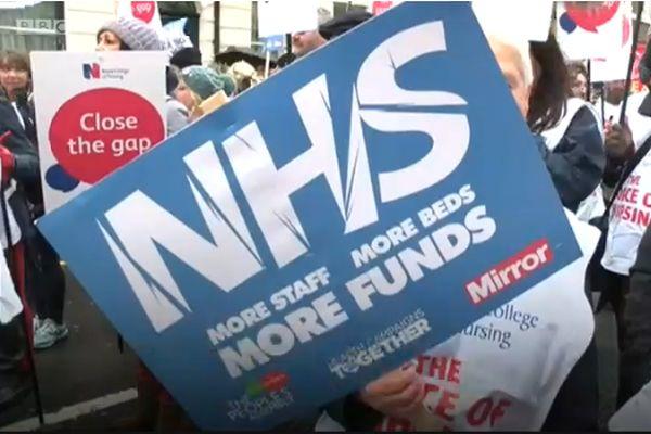 Икономии от Brexit ще осигуряват на Великобритания по 20 млрд. лири годишно допълнително в здравеопазването, твърди Мей
