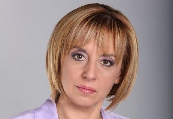Мая Манолова представи законопроекта за личната помощ