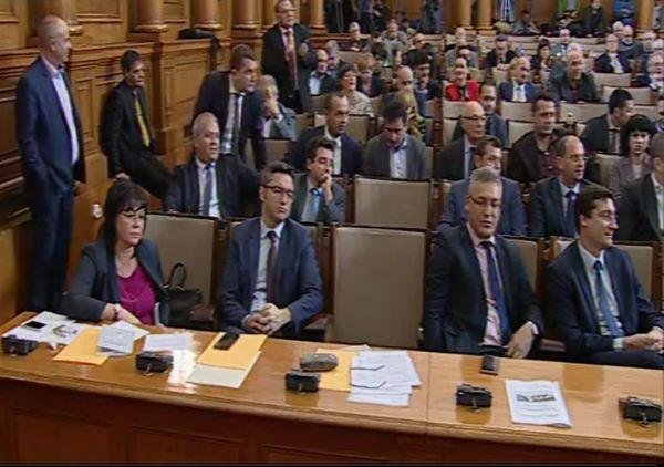 Парламентът отхвърли промените на левицата в НК, свързани с паралелния износ