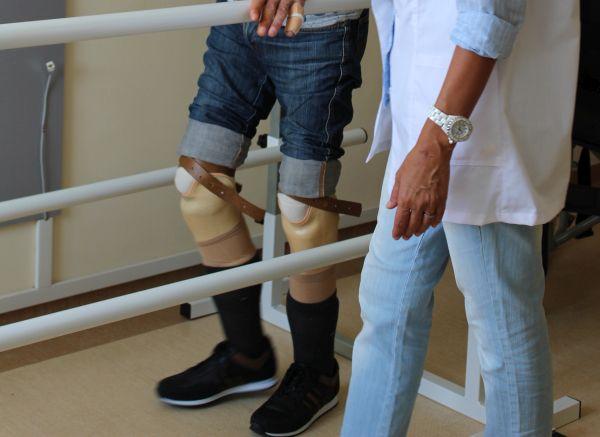 Специализиран център в Бургас помага на хора с ампутирани крайници да проходят