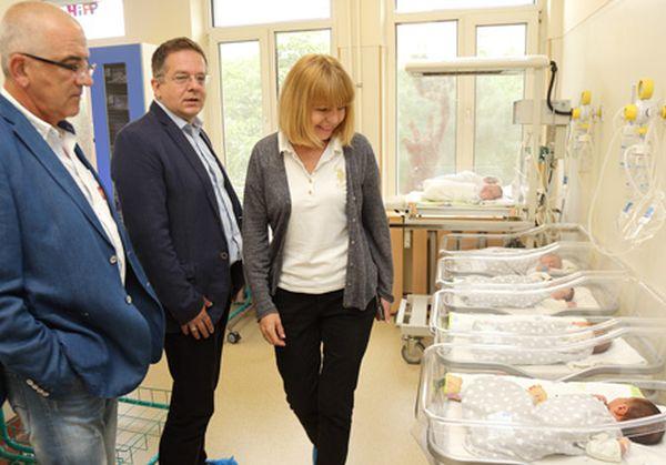 Столична община инвестира 6 млн. лв. в общински болници и ДКЦ