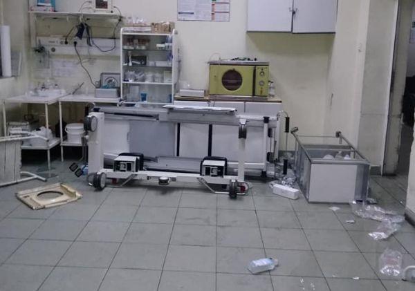Агресивен пациент разби спешното отделение в Пернишката болница