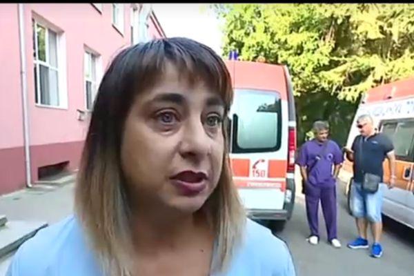 Бебе се роди в линейка пред вратата на болница