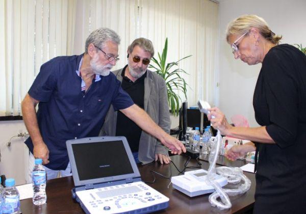 """УМБАЛ Бургас и Фондация """"Ротари"""" започват кампания за предотвратяване на мозъчния инсулт"""