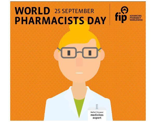 Отбелязваме Световния ден на фармацевтите