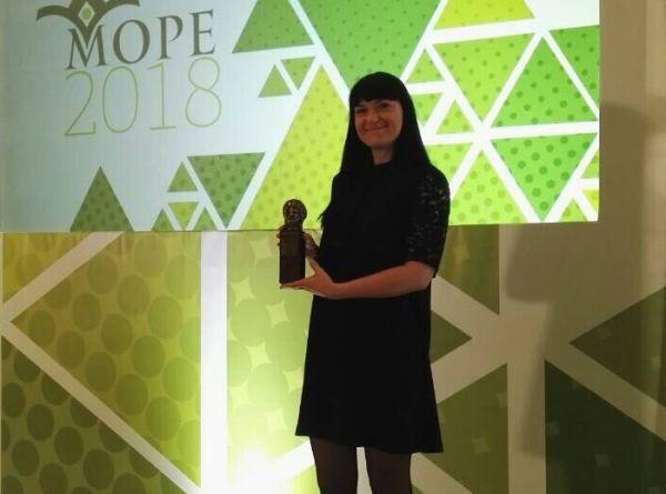 Д-р Ива Гаврилова с награда за принос в клиничната онкология