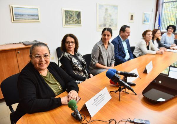 В Зеления двор на Варна ще общуват деца, родители и специалисти