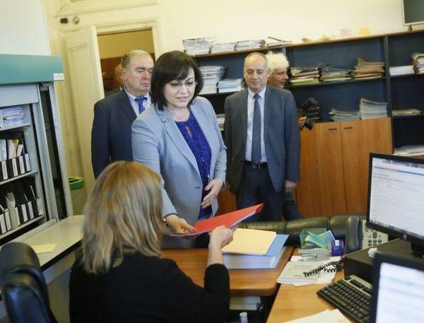 БСП внесе в парламента вот на недоверие за здравеопазване