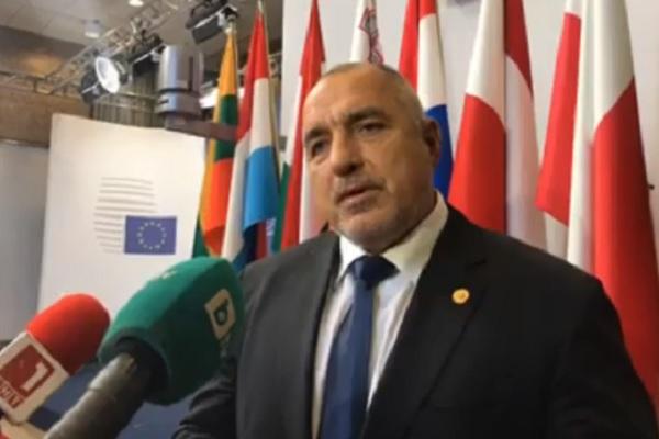 Борисов за вота: Това е демокрацията