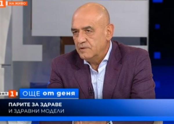 Д-р Дечо Дечев: Пациентски организации са замесени в източването на касата