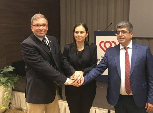 Доц. д-р Мария Токмакова е новият председател на Българското Кардиологично Дружество
