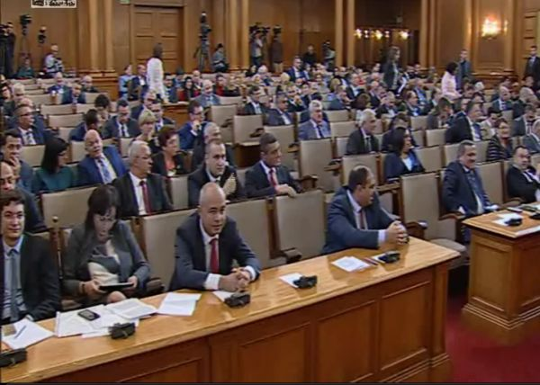 Бюджетът на НЗОК бе одобрен от парламента