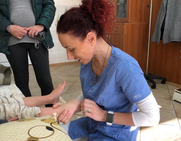 Пироговски лекари прегледаха над 500 деца от Кюстендил