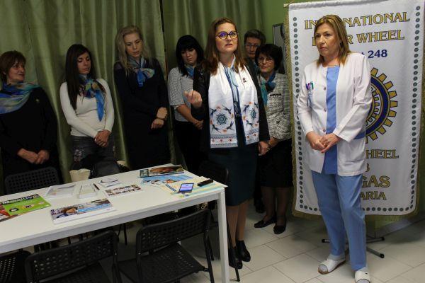 Откриха стая за обучение на деца с диабет в УМБАЛ Бургас