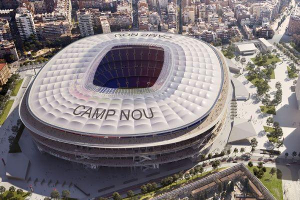 """""""Барселона"""" продава името на """"Камп ноу"""" на фармацевтична компания"""