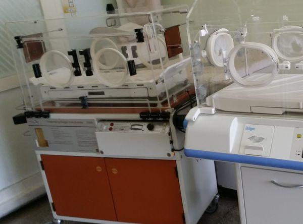 Писателка дарява кувьози на болниците в Горна Оряховица и Гоце Делчев