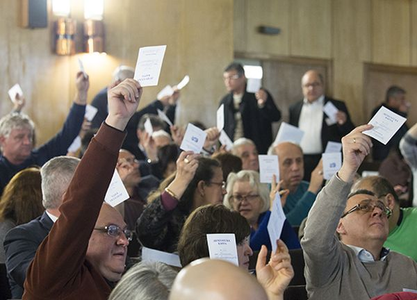 Съборът на БЛС даде мандат за подписването на Анекс към НРД 2018 (обновена)