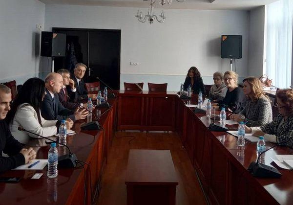 България запознава Косово с опита си в лечението на туберкулозата