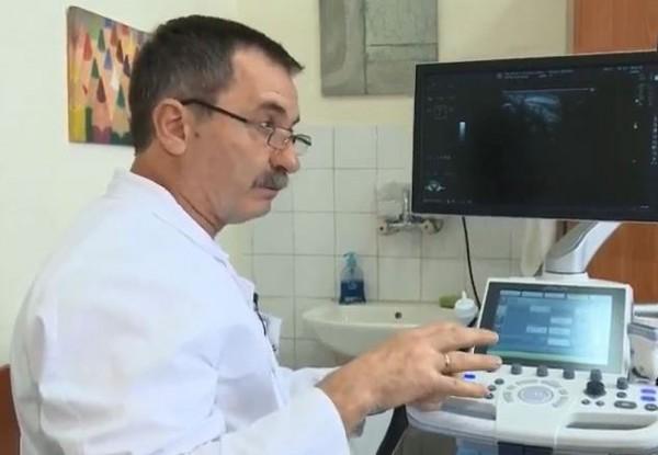 Катедрата по ортопедия към МУ-Варна с модерен ехограф от ново поколение