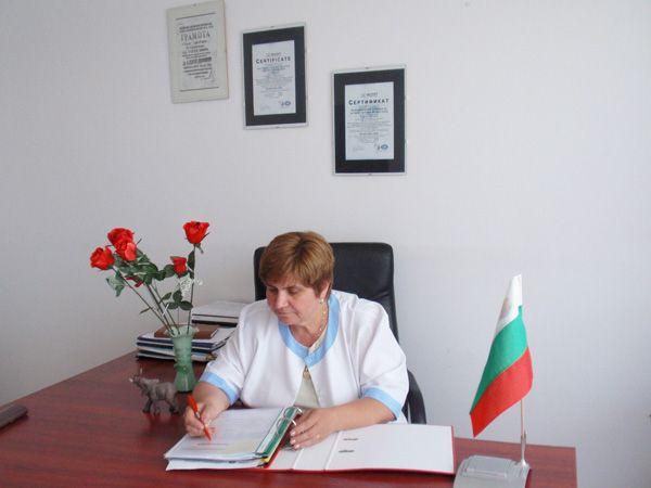 Д-р Илиана Михайлова победи в конкурса за директор на МБАЛ Мездра