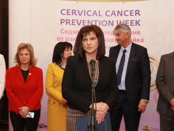 Ракът на маточната шийка е на четвърто място сред най-честите ракови болести у нас