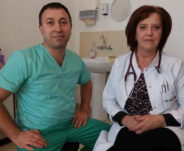 В смолянската болница поставиха стент на 98-годишна пациентка