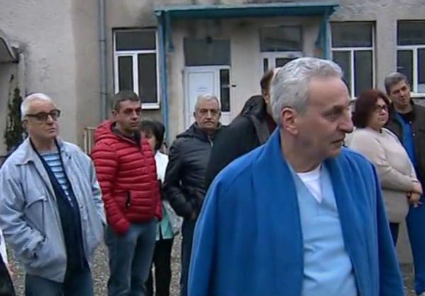 Медиците от болницата в Карлово подават колективна оставка