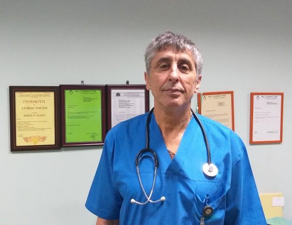 Д-р Иван Христов: Самолечението е опасно в повечето случаи