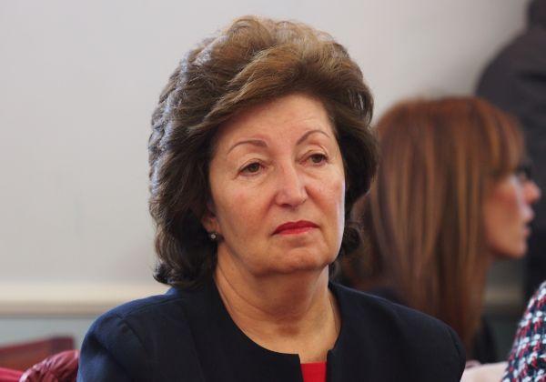 Милка Василева: Ние сме заедно с медицинските сестри на протеста