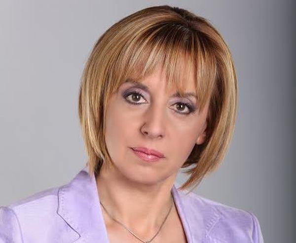 Мая Манолова се среща с медицински специалисти