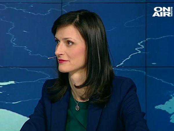 Мария Габриел: Много фалшиви новини има по темата здравеопазване