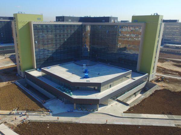 Ердоган откри огромна болница в Анкара за 1 млрд. евро