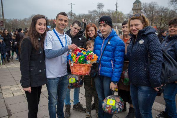 22 тона капачки събраха във Варна